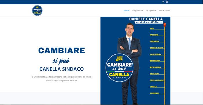 Canella Sindaco